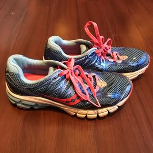 Saucony Lancer 2 Womens Running Shoes Size 6.5